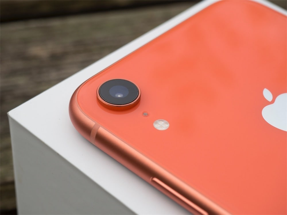 "Votre iPhone XR ""Corail"" sera à la mode en 2019"