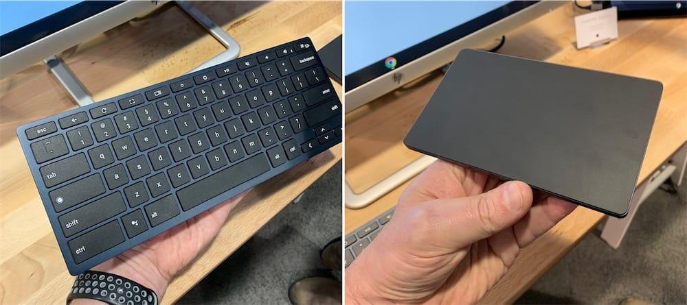 Brydge : un clavier et un trackpad inspirés des périphériques Magic d