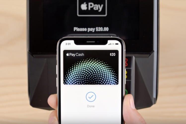 Trois nouveaux spots pour Apple Pay Cash